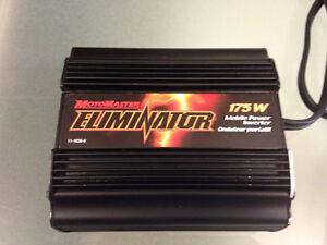 Motomaster 175W Mobile Power Inverter Eliminator 11-1836-0