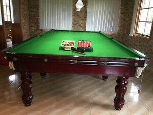 Pool Table- Antique & Sheik Melbourne CBD Melbourne City Preview