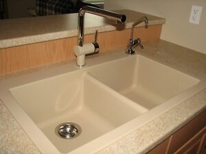 kitchen SINKS & TAPS, Blanco & other, 7 CLEARANCE ITEMS! Kitchener / Waterloo Kitchener Area image 2