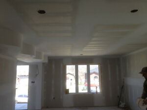 3RD GENERATION DRYWALL TAPER FOR HIRE Windsor Region Ontario image 2