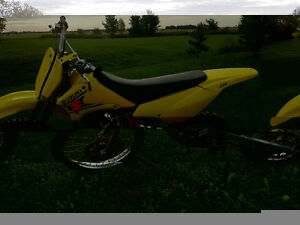2002 SUZUKI DRZ 125 FOR SALE