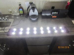 "48"" LED Aquarium  Marine LIght with Moon Effect"