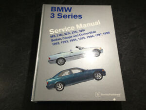 1992-1998 BMW 3 Series E36 Bentley Manual M3 318i 232i 325i 328i