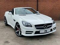 2014 Mercedes-Benz SLK 2.1 SLK250 CDI BlueEFFICIENCY AMG Sport 7G-Tronic Plus (s