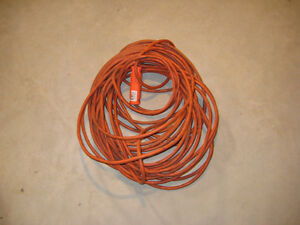 Extension Cord 65 feet 3 way