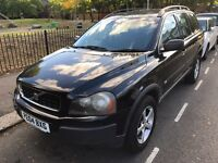 Volvo XC90 2004. CROSS COUNTRY AUTO DIESEL 7 Seat LEATHER