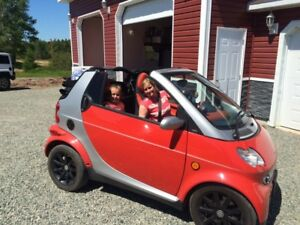 2005 smart car for two diesel