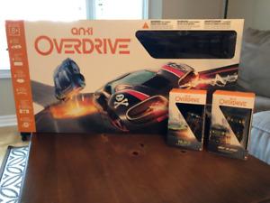 Anki Overdrive Starter Kit + Bonus Cars in Mint Condition