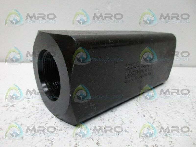 PARKER C2020S-20HL CHECK VALVE * NEW NO BOX *