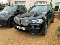 2016 BMW X5 xDrive40d M Sport 5dr Auto [7 Seat] ESTATE Diesel Automatic