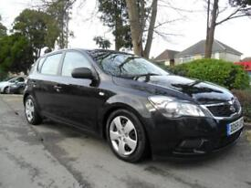 KIA CEED 1.6 TD 2010 COMPLETE WITH M.O.T HPI CLEAR INC WARRANTY