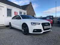2015 (65) Audi A5 Black Edition Plus Quattro 2.0 TDI ( 190 bhp )