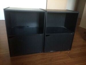 2 bed side tables on sale