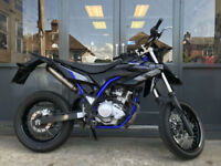 Yamaha WR125X Learner Legal Supermoto / Nationwide Delivery / Finance