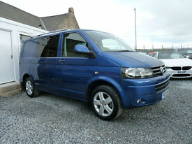 2015 (15) VOLKSWAGEN TRANSPORTER T32 HIGHLINE 4 MOTION 2.0 TDI ( 140 bhp )