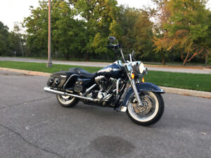 2003 Harley-Davidson Road King Classic 100th anniversary