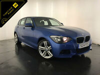 2014 BMW 118D M SPORT DIESEL 1 OWNER FROM NEW SERVICE HISTORY FINANCE PX