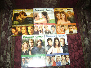 5 Complete Seasons of Dawson's Creek