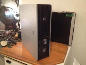 ordinateur HP compaq DC5750