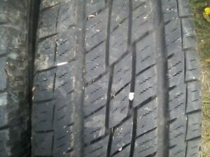 2  P245 70R16 TOYO OPEN COUNTRY TIRES