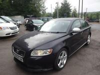 2009 Volvo S40 2.0 D R-Design Powershift 4dr
