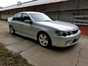 2006 Ford falcon bf mk2 XR6 sedan low kms Mount Cotton Redland Area Preview