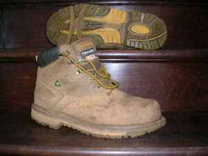 Men's Steel Toe Work Boots size 16