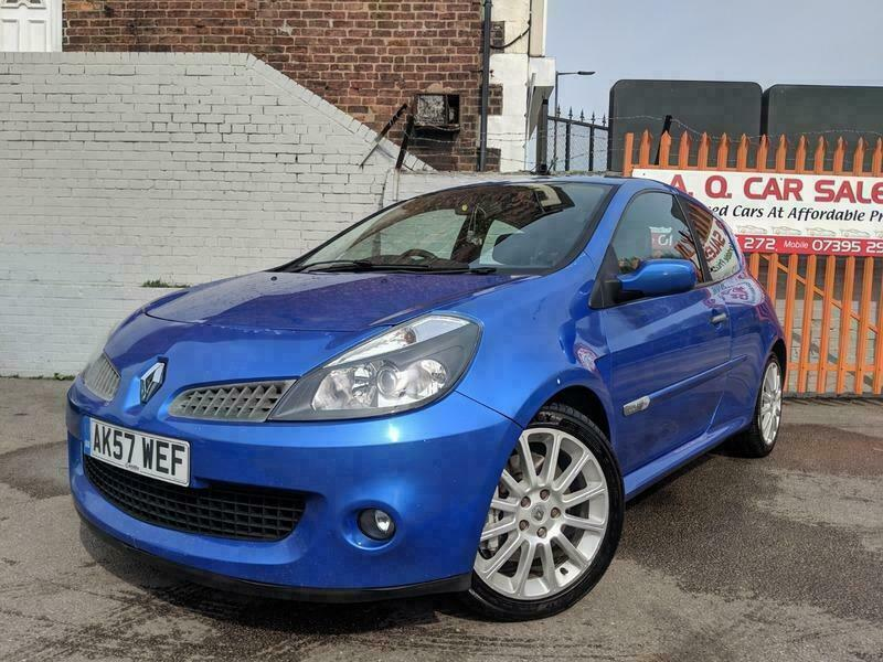 Renault Clio RENAULTSPORT 197 | in Rotherham, South Yorkshire | Gumtree