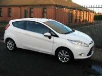 Ford Fiesta 1.25 ( 82ps ) 2010.5MY Zetec
