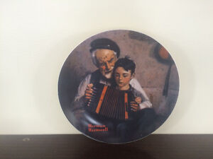"Norman Rockwell ""The Music Maker""