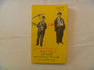 MR. LAUREL & MR. HARDY - 1968 Paperback