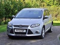 Ford Focus Zetec Econetic 1.6 Tdci DIESEL MANUAL 2013/13