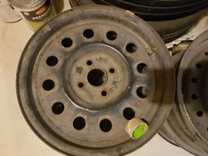 15in steel rims for sale