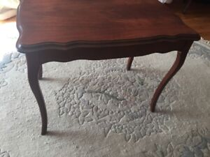 End Table, solid wood