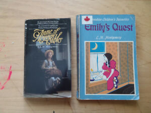 Anne of Green Gables aand Emily's Quest