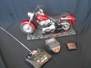 Remote Control Fat Boy Harley Davidson Motorcycle