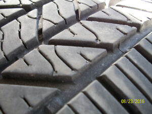 Hankook 205/65R15 tires(4)M+S Rated
