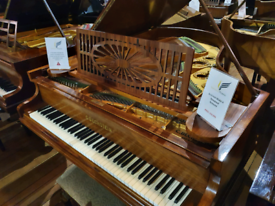 Bechstein model A rosewood restored for sale