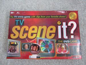 """Scene It?"" DVD Board Game - TV Edition London Ontario image 1"
