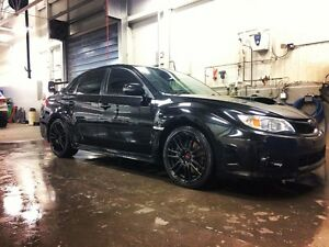 2012 Subaru Impreza WRX STi Sport-tech Sedan Financing available