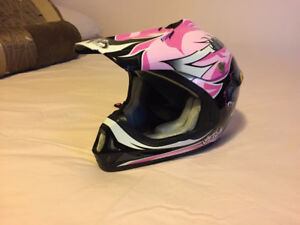 Casque motocross fille DOT