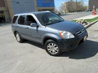 2005 Honda CR-V Auto, 4WD, EX, 4 Door ,  Certified,   SUV,