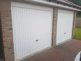 Large Locked Storage Garage unit available with Security light