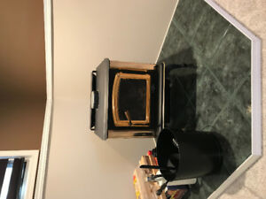 Great condition FIRE PLACE