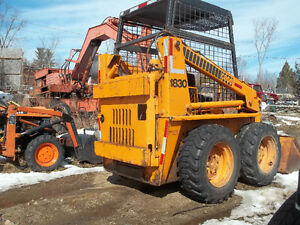 Case 1830 skid-steer