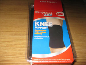 SUPPORT (ATTELLE) POUR GENOU KNEE SUPPORT - ACE - S/M
