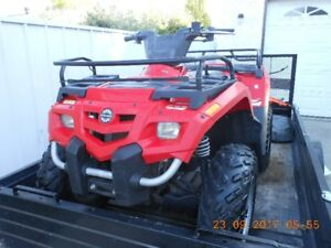 CAN AM 400 QUAD FOR SALE