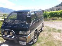 1993 Mitsubishi Delica 4x4 L300 Star Wagon