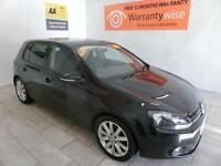2009 Volkswagen Golf 2.0TDI ( 140ps ) GT ***BUY FOR ONLY £33 PER WEEK***