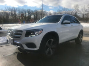 2017 Mercedes Benz GLC 300 (Buy or Lease TakeOver)